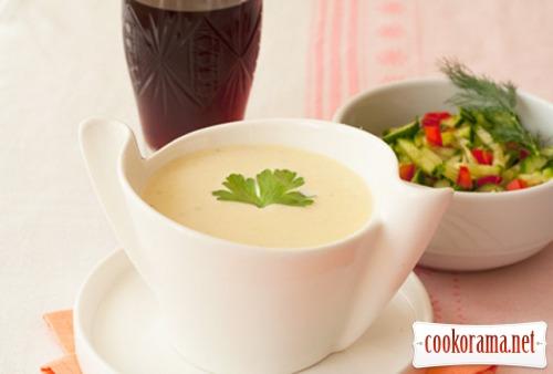 Суп «Вішісуаз»
