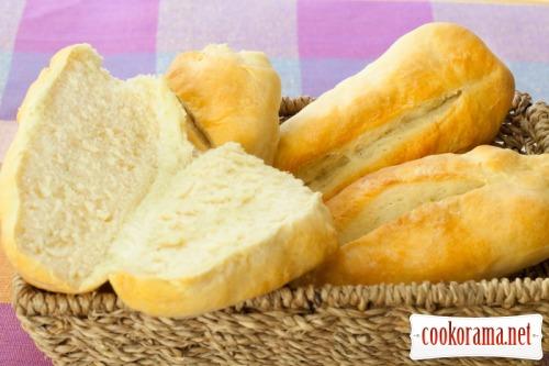 Хлібці пшеничні