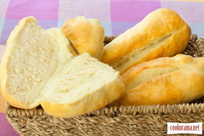 Хлебцы пшеничные