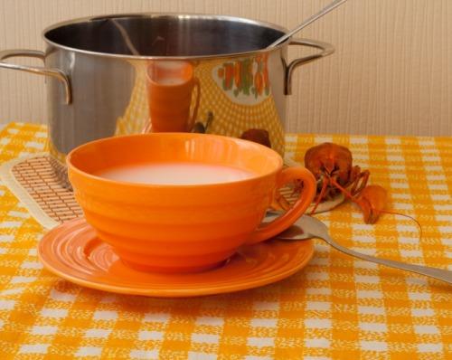 Суп пивной с раками