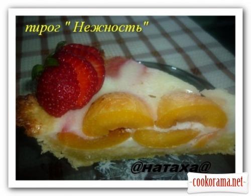 Пирог с фруктами