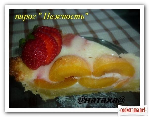 Пиріг з фруктами