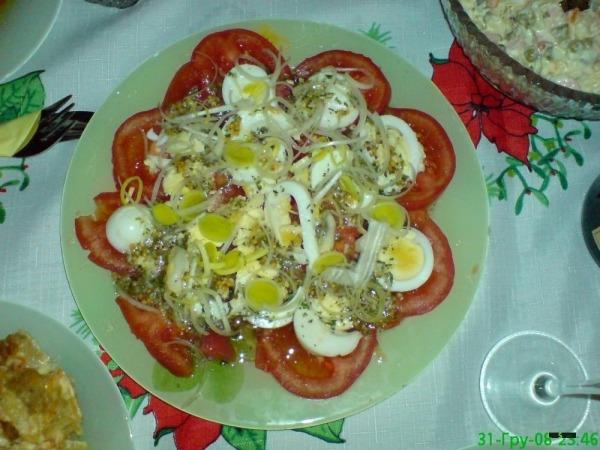 Фламандский салат