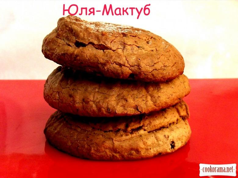 Вівсяне печиво (за ГОСТом)