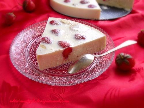 Сирно-фруктовий десерт