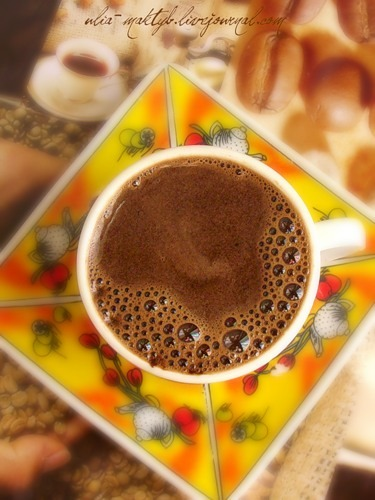 Кава по-абхазьки