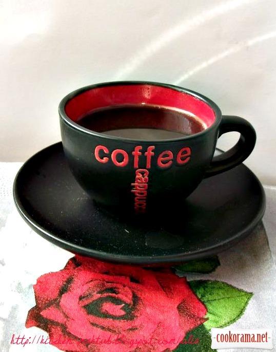 Кофе с кокосом