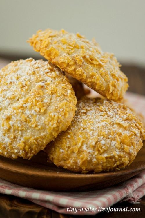 Изумительное печенье с кедровыми орехами