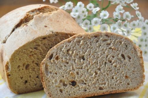 Хлеб с вялеными томатами из хлебопечки
