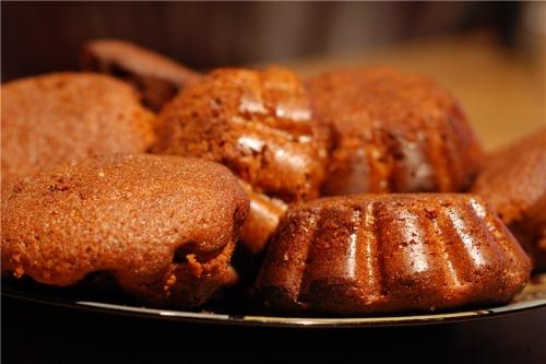 Карамельні кекси