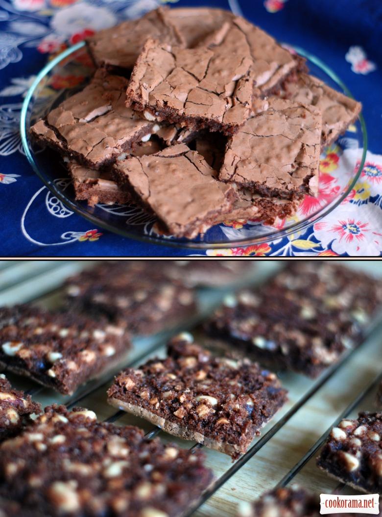 Brownies или брауни