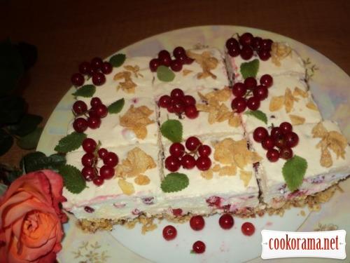 Пирожное «Смородинка»