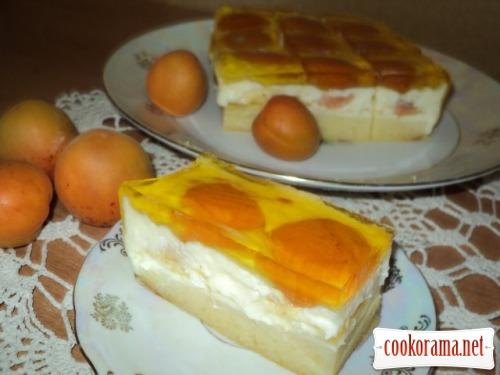 Пирог «Солнечный день»