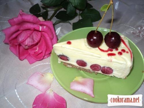 Торт-мороженое «Вишневый сад»