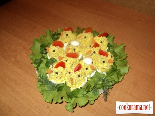 Закуска «Курчата»