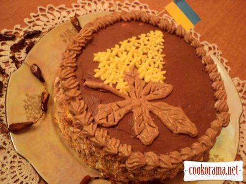 Cake «Kyiv»