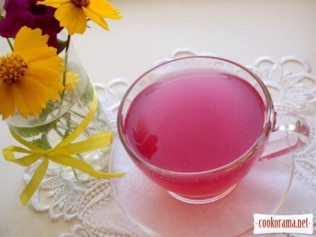 Базилико-медовый напиток