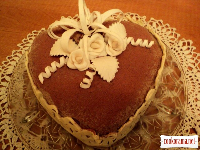 Торт «Ева»