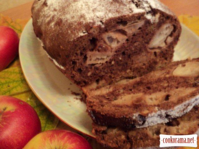 американский кекс браун рецепт