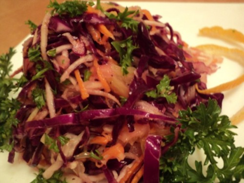 Salad «Vitamin»