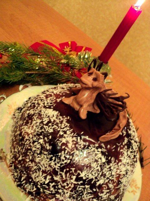 Торт «Загадка»