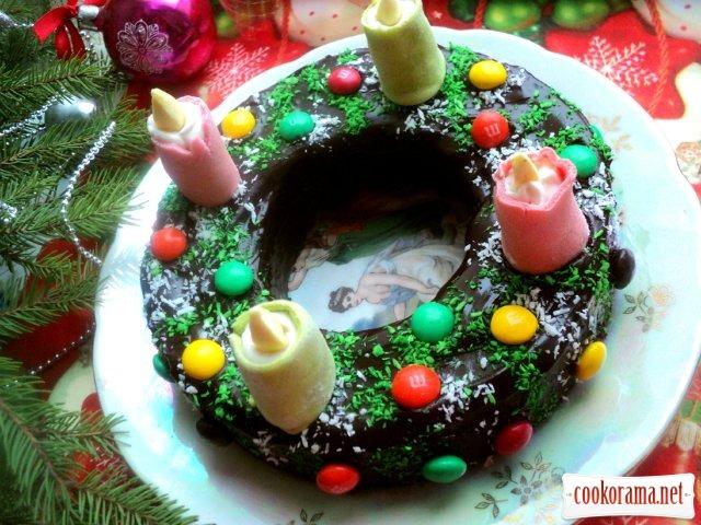 Рождественский венок – Adventskranz