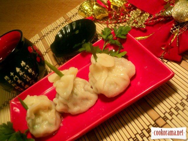 Китайские пельмени «Цзяоцзы»