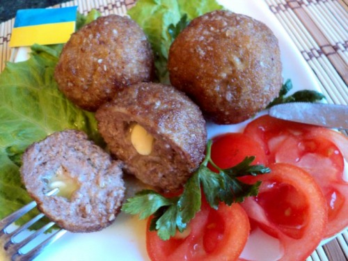 "Cutlets ""Chestnut"""