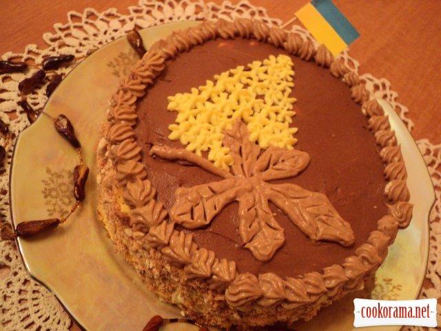 "Cake ""Kyiv"""