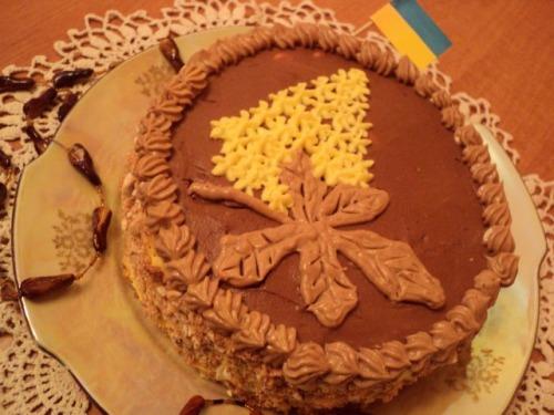 Торт «Киевский»