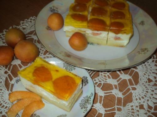 Пиріг «Сонячний день»