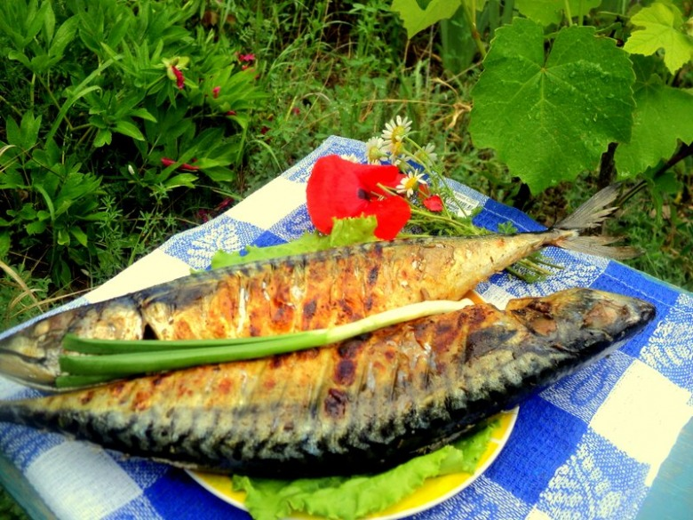 рецепт рыбных котлет на гриле