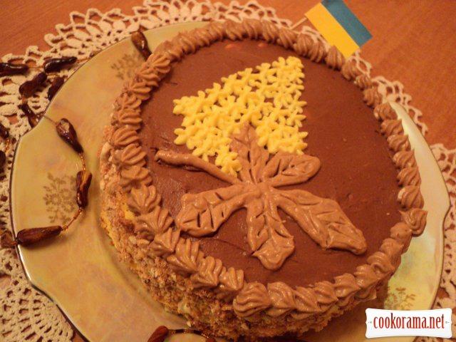 Торт «Київський»