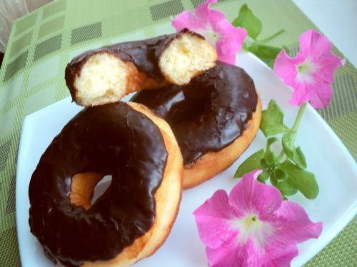 Донатс (Donuts) - американські пончики