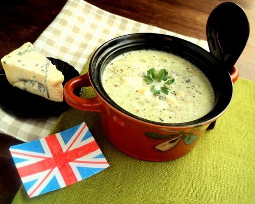 Кремовий курячий суп (Крім оф чікен)