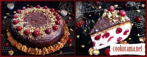 Тортик «Пьяная вишня»