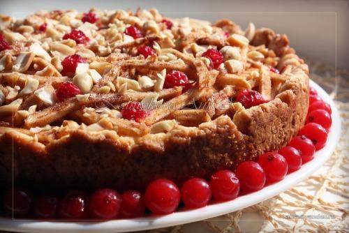 Яблучний тарт
