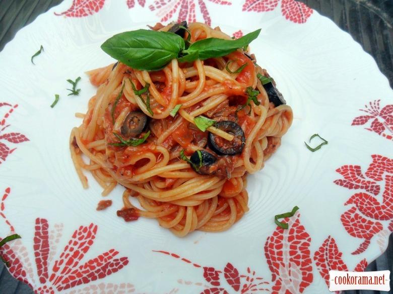 Spaghetti puttaneska