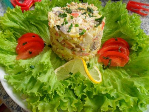 Салат для любимой