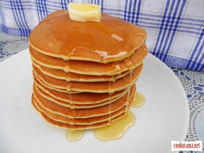 Американские блинчики (Pancake)
