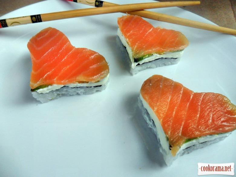 """Sushi """"Love"""""""