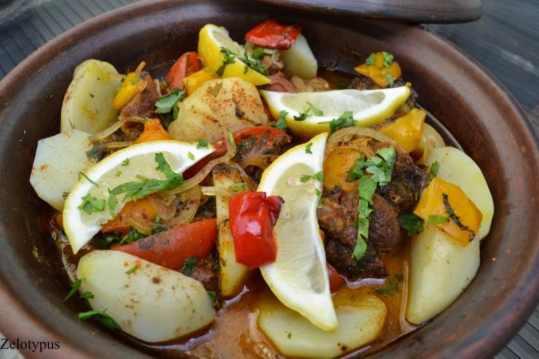 Блюда в тажине рецепты с фото