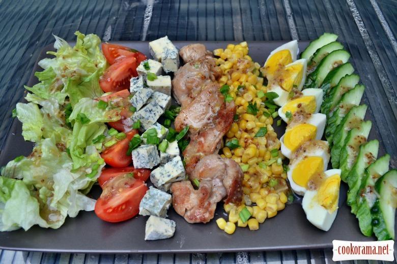 Новые вкусные рецепты салатов