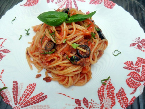Спагетті путтанеска