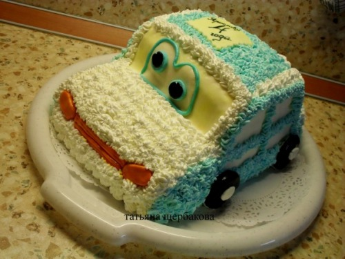 """Торт """"Машинка"""""""