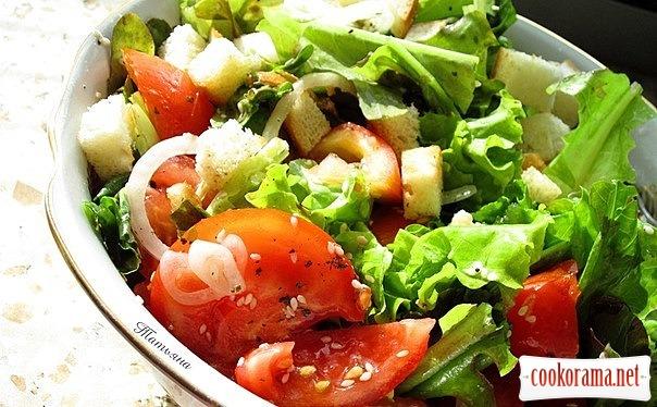 Африканский салат
