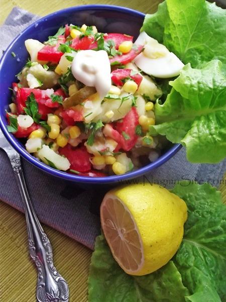 Літній Картопляний Салат