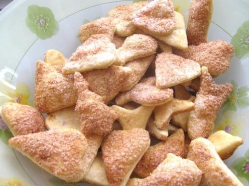 Цукрове печиво