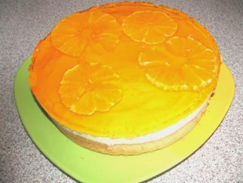 Сирний торт