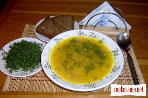 Суп «Літній настрій»